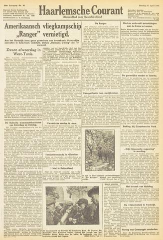 Haarlemsche Courant 1943-04-27