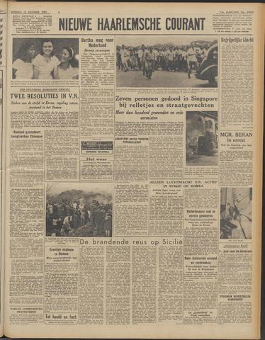 Nieuwe Haarlemsche Courant 1950-12-12