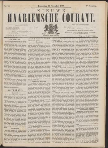Nieuwe Haarlemsche Courant 1877-12-13