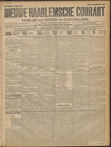 Nieuwe Haarlemsche Courant 1910-11-12