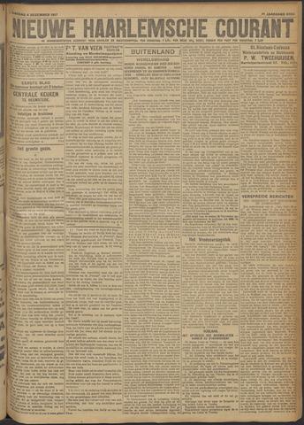 Nieuwe Haarlemsche Courant 1917-12-04