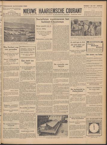 Nieuwe Haarlemsche Courant 1937-07-07