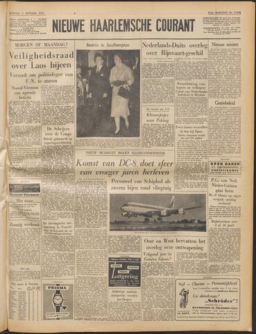 Nieuwe Haarlemsche Courant 1959-09-05