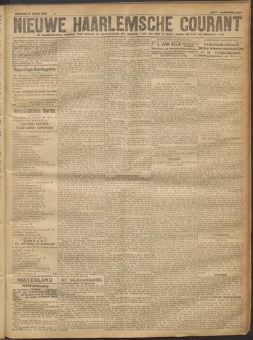 Nieuwe Haarlemsche Courant 1918-04-19