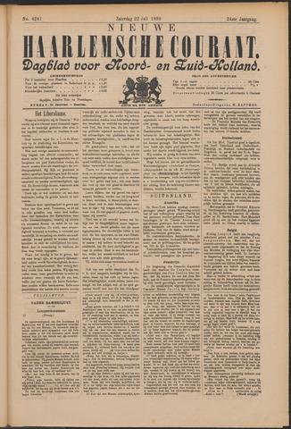 Nieuwe Haarlemsche Courant 1899-07-22