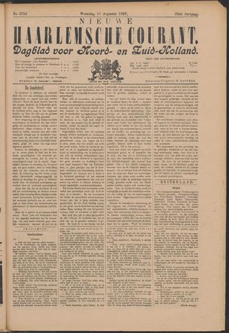 Nieuwe Haarlemsche Courant 1897-08-11