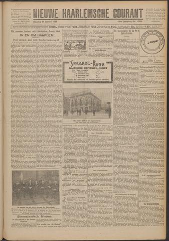 Nieuwe Haarlemsche Courant 1925-01-20