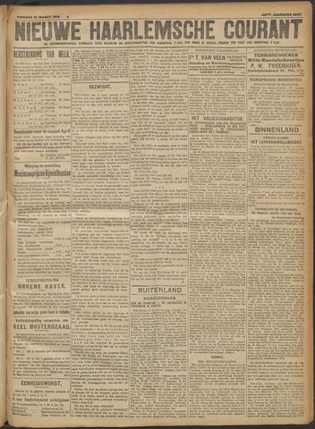 Nieuwe Haarlemsche Courant 1918-03-19