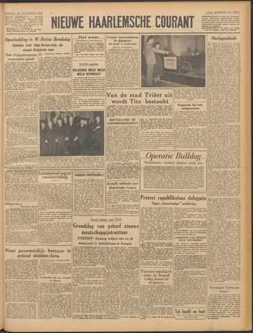 Nieuwe Haarlemsche Courant 1949-09-23