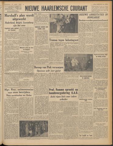 Nieuwe Haarlemsche Courant 1947-06-17