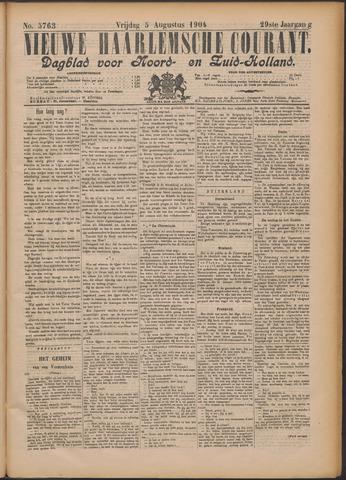 Nieuwe Haarlemsche Courant 1904-08-05