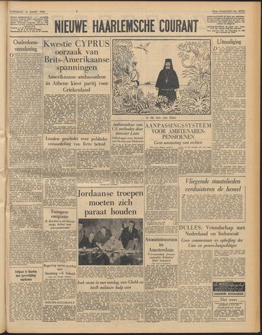 Nieuwe Haarlemsche Courant 1956-03-14