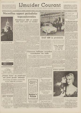 IJmuider Courant 1959-03-24