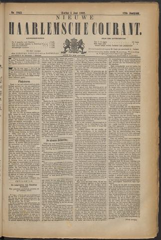 Nieuwe Haarlemsche Courant 1892-06-05