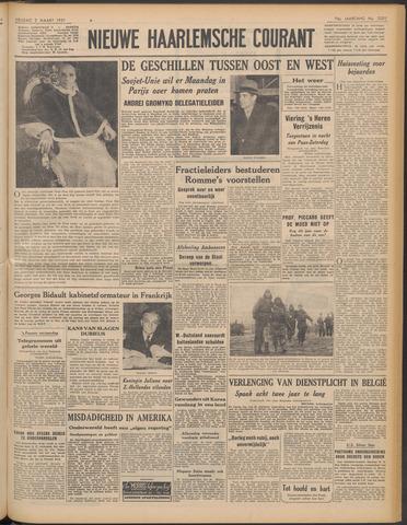 Nieuwe Haarlemsche Courant 1951-03-02