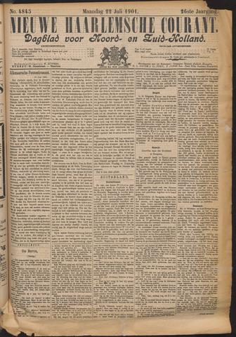 Nieuwe Haarlemsche Courant 1901-07-22