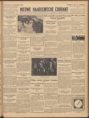 Nieuwe Haarlemsche Courant 1938-04-21