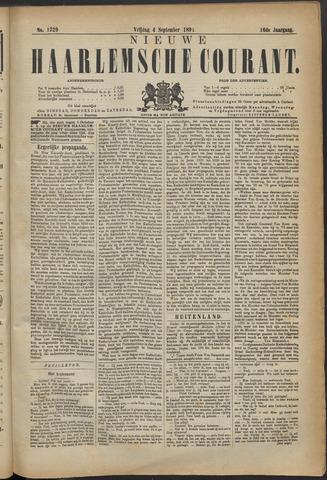 Nieuwe Haarlemsche Courant 1891-09-04
