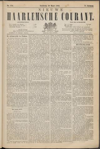 Nieuwe Haarlemsche Courant 1882-03-30