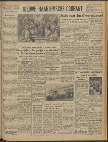 Nieuwe Haarlemsche Courant 1948-05-15