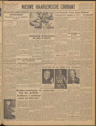 Nieuwe Haarlemsche Courant 1947-03-14