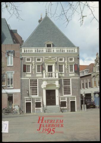 Jaarverslagen en Jaarboeken Vereniging Haerlem 1995