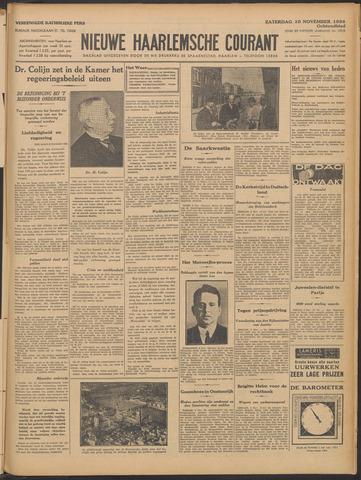 Nieuwe Haarlemsche Courant 1934-11-10