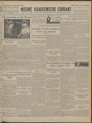 Nieuwe Haarlemsche Courant 1940-10-06