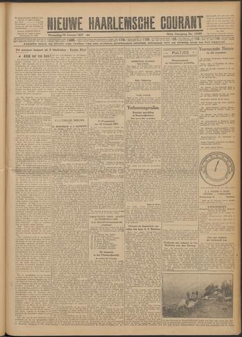 Nieuwe Haarlemsche Courant 1927-01-19