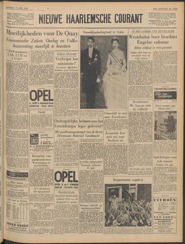 Nieuwe Haarlemsche Courant 1959-04-11