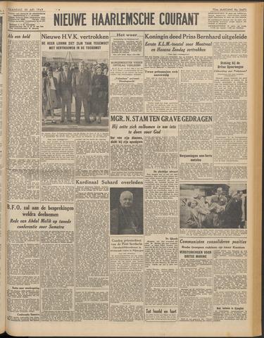 Nieuwe Haarlemsche Courant 1949-05-30