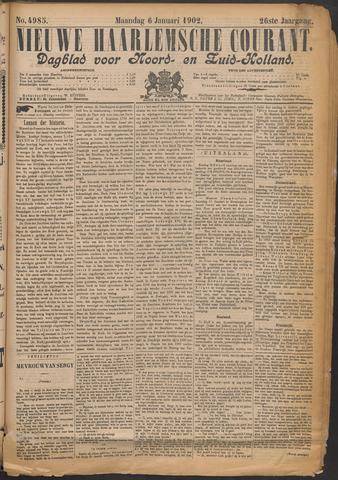 Nieuwe Haarlemsche Courant 1902-01-06