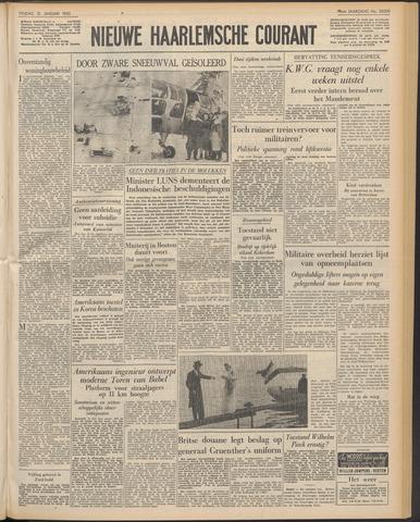 Nieuwe Haarlemsche Courant 1955-01-21