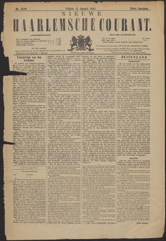 Nieuwe Haarlemsche Courant 1895