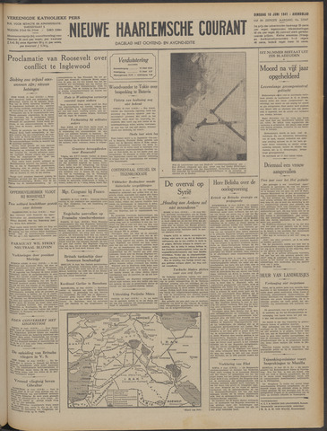 Nieuwe Haarlemsche Courant 1941-06-10