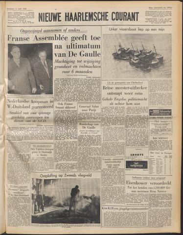Nieuwe Haarlemsche Courant 1958-06-03