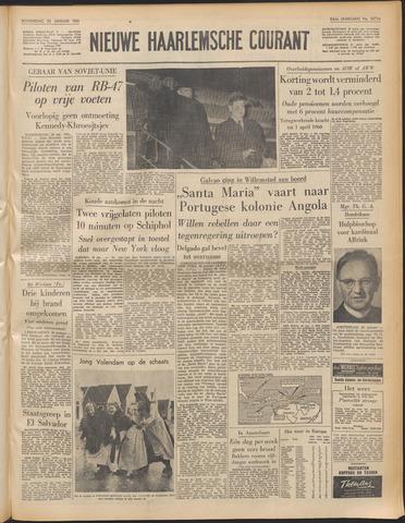 Nieuwe Haarlemsche Courant 1961-01-26