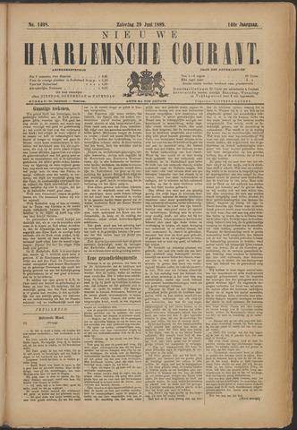 Nieuwe Haarlemsche Courant 1889-06-29