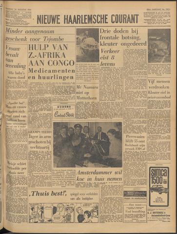 Nieuwe Haarlemsche Courant 1964-08-24