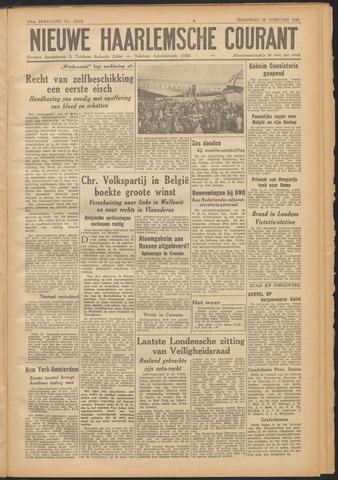Nieuwe Haarlemsche Courant 1946-02-18