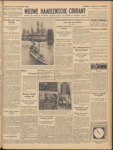Nieuwe Haarlemsche Courant 1939-01-19
