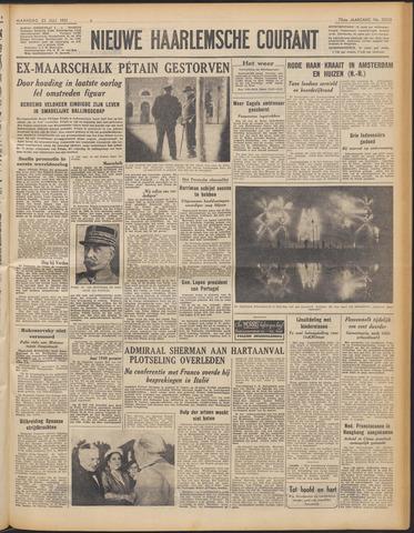 Nieuwe Haarlemsche Courant 1951-07-23