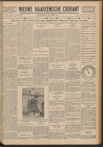 Nieuwe Haarlemsche Courant 1930-10-09