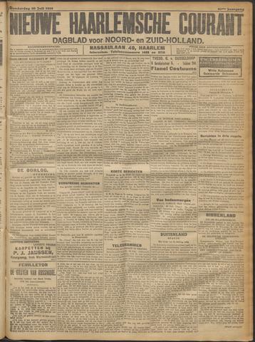 Nieuwe Haarlemsche Courant 1916-07-20