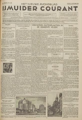 IJmuider Courant 1938-09-16