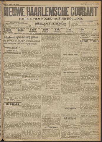 Nieuwe Haarlemsche Courant 1916-03-07