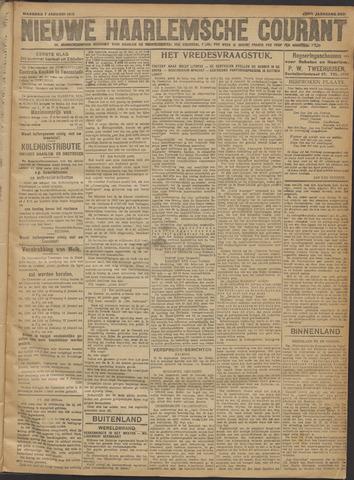 Nieuwe Haarlemsche Courant 1918-01-07