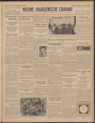 Nieuwe Haarlemsche Courant 1936-08-16