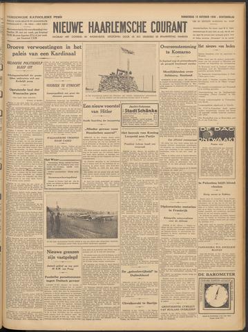 Nieuwe Haarlemsche Courant 1938-10-13