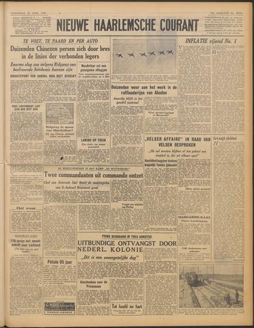 Nieuwe Haarlemsche Courant 1951-04-25